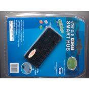Altele: Adaptor HUB USB 4 porturi SMART