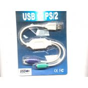 Altele: Adaptor USB la PS2